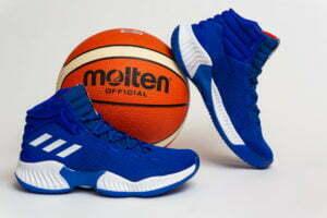 Кроссовки Adidas Pro Bounce 2018