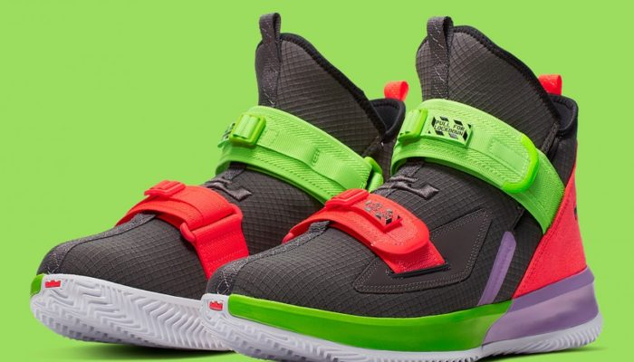 Nike Lebron 13 Soldier