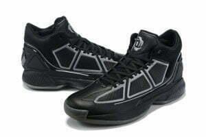 Adidas D. Rose 10 Black/Grey