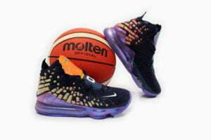 Nike Lebron 17 Monstars